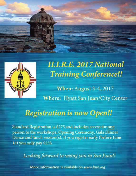 2017 HIRE Conference Link